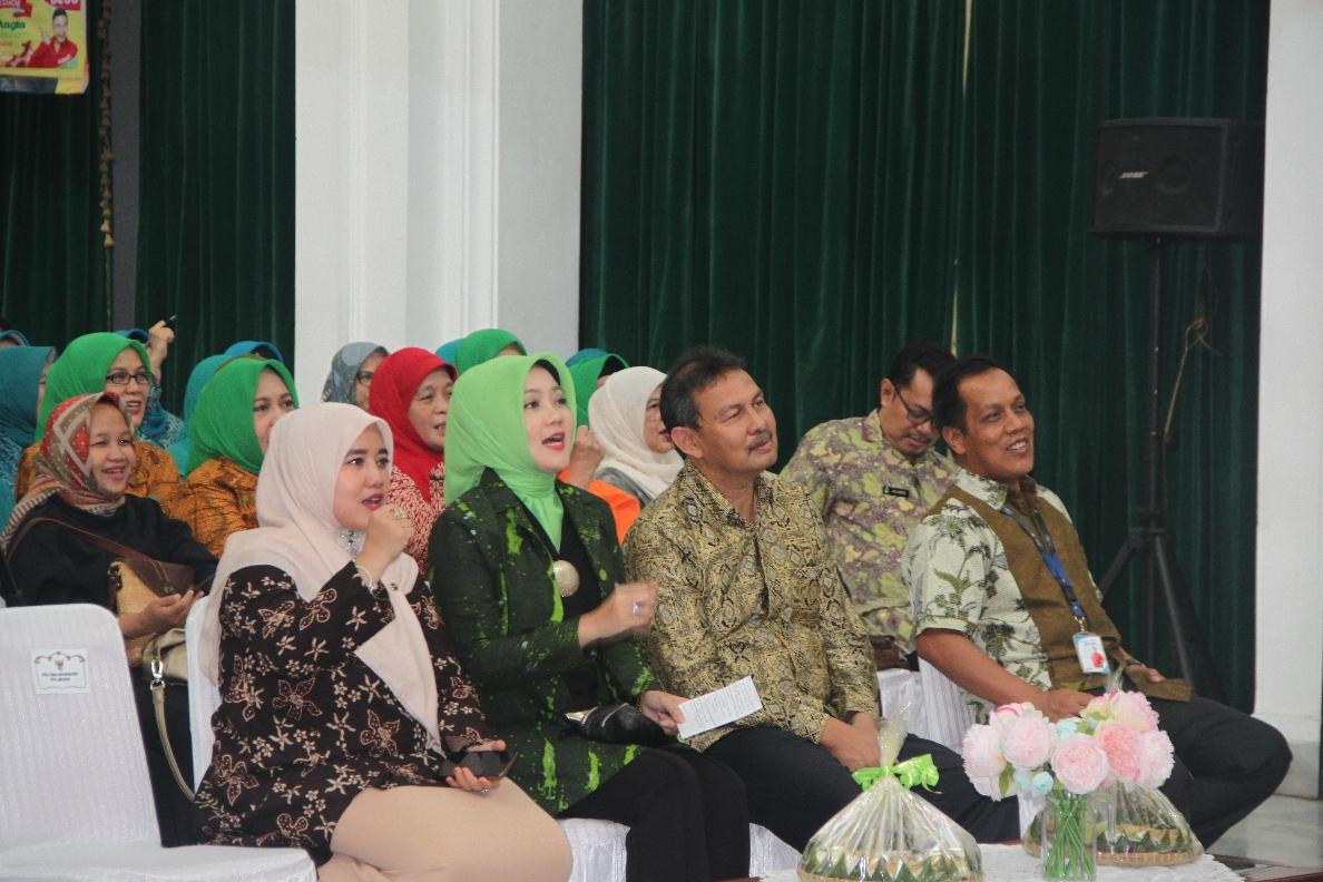 Kick Off Lomba Taman Herbal Bejo Seluruh Kota / Kabupaten se Jawa barat