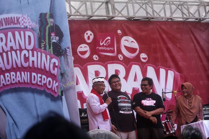 Grand Launching Rabbani Nyablak