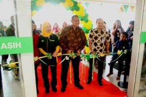 Relaunching Giant Express Kota Baru Parahyangan