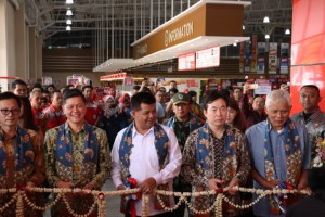 Grand Opening Lotte Grosir Padalarang